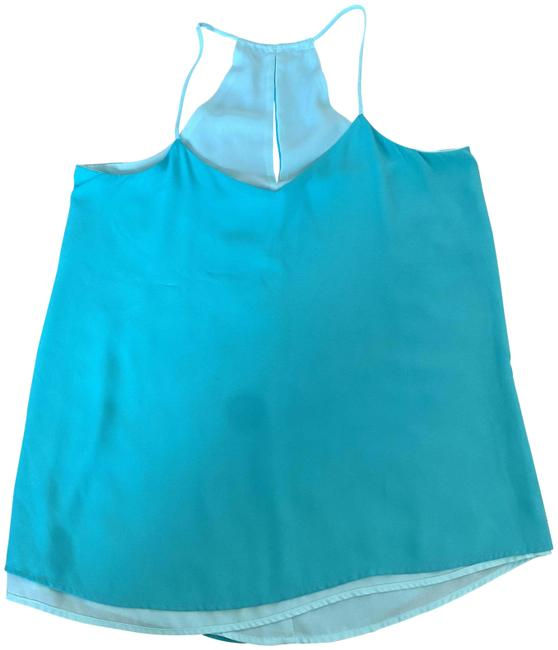 Item - Turquoise Blue Reversible Tank Top/Cami Size 4 (S)