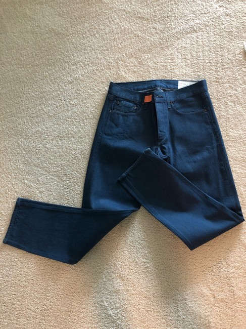 Rag & Bone Blue (5) Pairs Of and Mens Denim Buy One Get 2nd At 50% Off Straight Leg Jeans Size 10 (M, 31) Rag & Bone Blue (5) Pairs Of and Mens Denim Buy One Get 2nd At 50% Off Straight Leg Jeans Size 10 (M, 31) Image 11