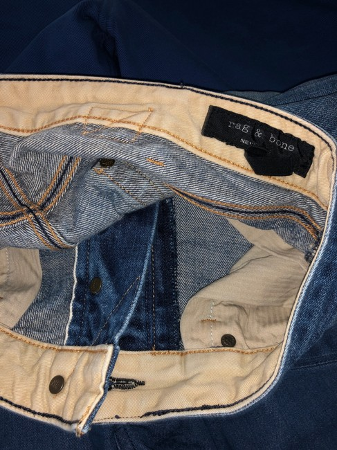 Rag & Bone Blue (5) Pairs Of and Mens Denim Buy One Get 2nd At 50% Off Straight Leg Jeans Size 10 (M, 31) Rag & Bone Blue (5) Pairs Of and Mens Denim Buy One Get 2nd At 50% Off Straight Leg Jeans Size 10 (M, 31) Image 3