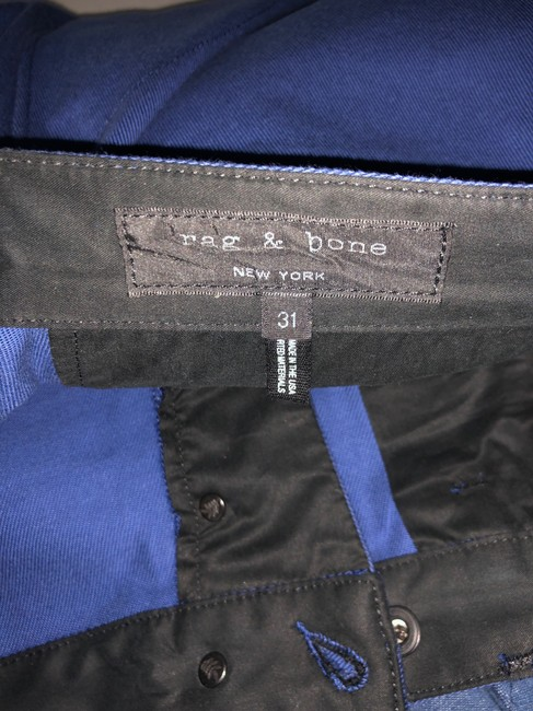 Rag & Bone Blue (5) Pairs Of and Mens Denim Buy One Get 2nd At 50% Off Straight Leg Jeans Size 10 (M, 31) Rag & Bone Blue (5) Pairs Of and Mens Denim Buy One Get 2nd At 50% Off Straight Leg Jeans Size 10 (M, 31) Image 4