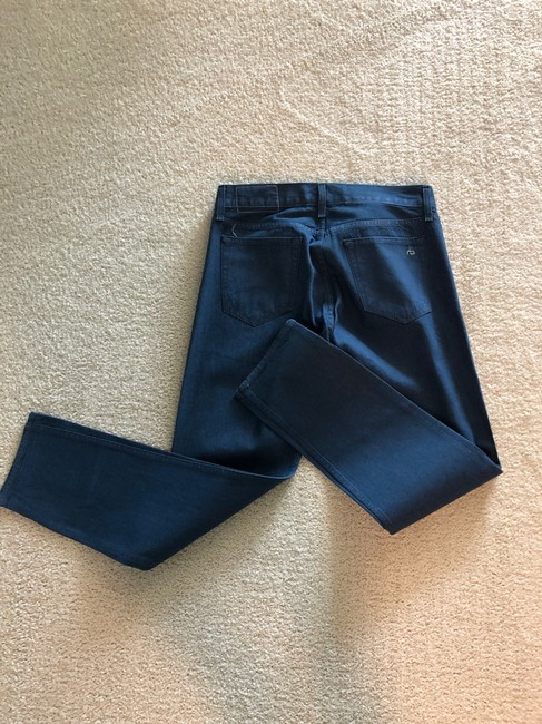 Rag & Bone Blue (5) Pairs Of and Mens Denim Buy One Get 2nd At 50% Off Straight Leg Jeans Size 10 (M, 31) Rag & Bone Blue (5) Pairs Of and Mens Denim Buy One Get 2nd At 50% Off Straight Leg Jeans Size 10 (M, 31) Image 7