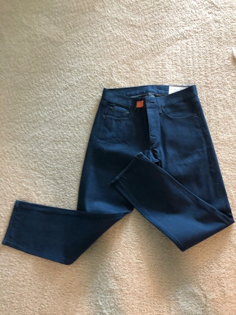 Rag & Bone Blue (5) Pairs Of and Mens Denim Buy One Get 2nd At 50% Off Straight Leg Jeans Size 10 (M, 31) Rag & Bone Blue (5) Pairs Of and Mens Denim Buy One Get 2nd At 50% Off Straight Leg Jeans Size 10 (M, 31) Image 9