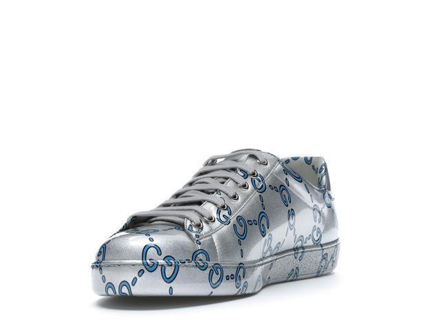 Item - Silver New Ace Sneakers 548938 Size 6/ 7 Shoes
