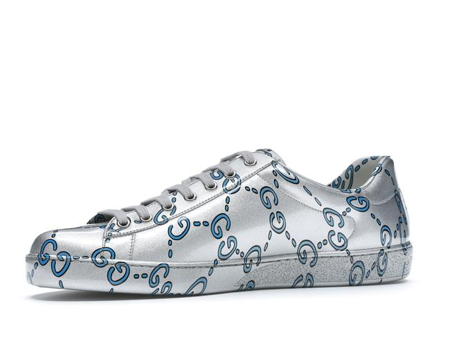 Item - Silver New Ace Sneakers 548938 Size 7/ 8 Shoes