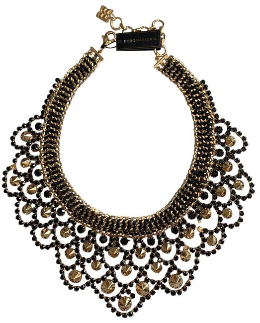 Item - Gold and Black Necklace