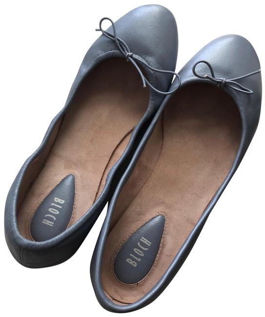 Item - Blue Ballerina Bow Flats Size EU 37.5 (Approx. US 7.5) Regular (M, B)