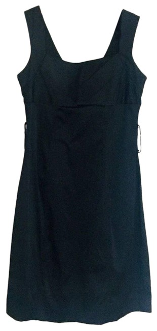 Item - Black Sleeveless Mini Small Work/Office Dress Size 4 (S)
