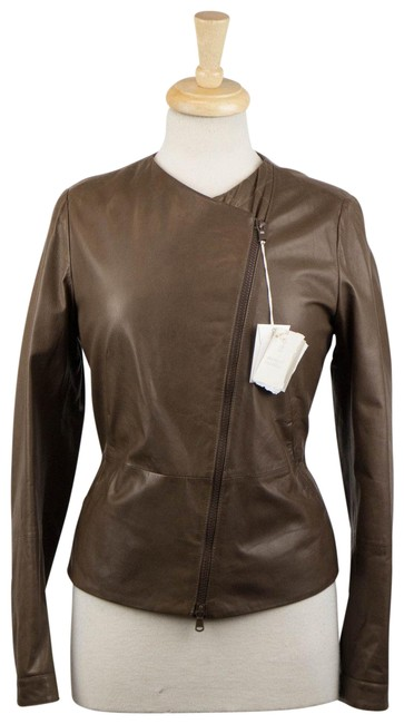 Item - Brown Woman's 6/42 Jacket Size 6 (S)