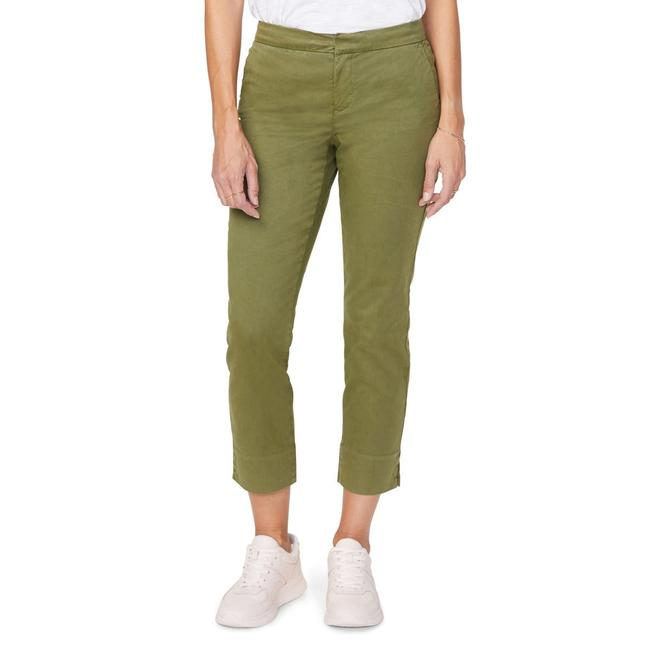 Item - Green Relaxed Crop Pants Size 4 (S, 27)