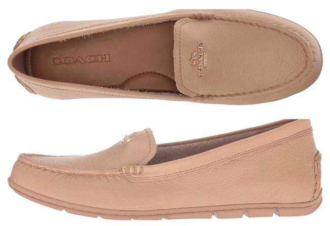 Item - Cream Mary Lock Up Beechwood Espadrilles Flats Size US 9.5 Regular (M, B)