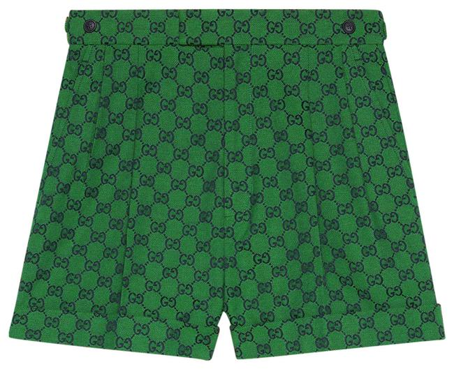 Item - Green Gg Multicolor Canvas Activewear Bottoms Size 0 (XS, 25)