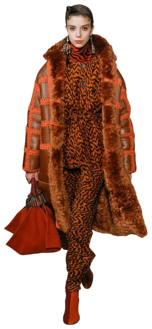 Item - Brown Coat Size 2 (XS)