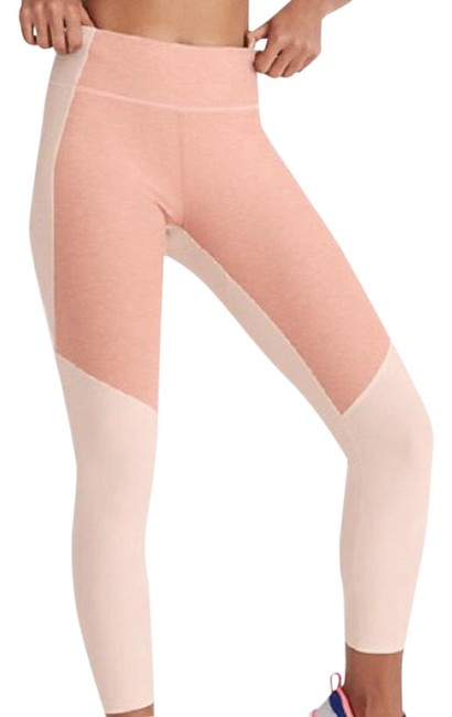 Item - Orange and Terra Cotta Two Tone By Leggings Size 4 (S, 27)
