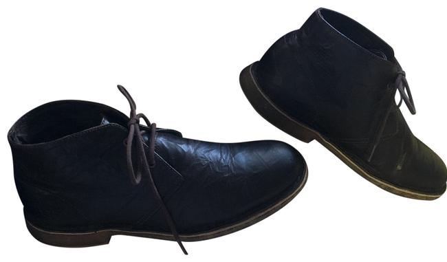 Item - Dark Brown Leather Chukka Boots/Booties Size US 10.5 Wide (C, D)