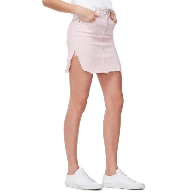Item - Pink The Bombshell Frayed Skirt Size 10 (M, 31)