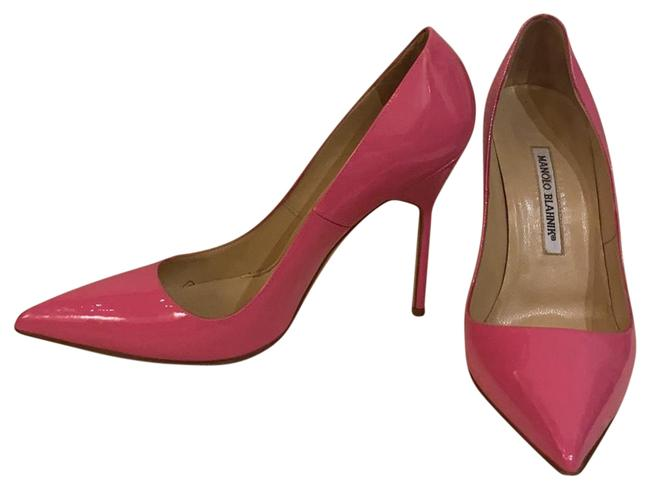 Item - Pink Heels Pumps Size EU 39 (Approx. US 9) Regular (M, B)