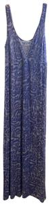 multicolored, purple, pink Maxi Dress by CAbi