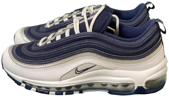 """Item - Navy and White Air Max 97 """"Dallas Cowboys"""" Sneakers Size US 7 Regular (M, B)"""