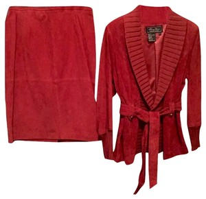 Terry Lewis Classic Luxuries Skirt/Jacket