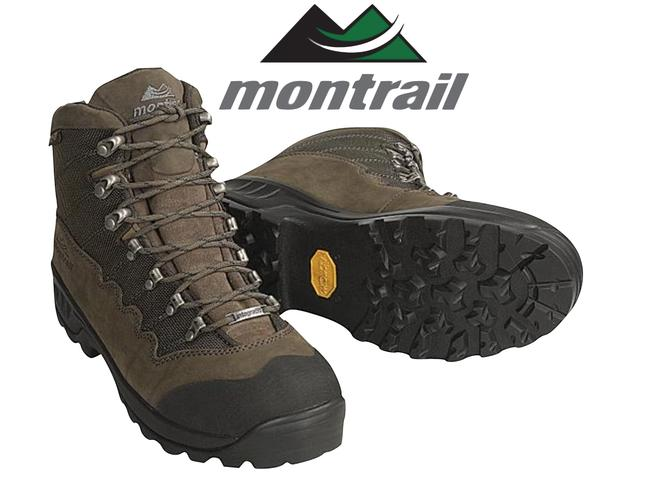 Item - Olive-brown Montrail Traverse Gtx Women's Performance Hiking Trail Boots/Booties Size US 8.5 Regular (M, B)