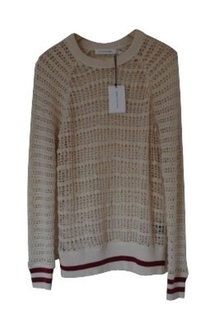 Preload https://img-static.tradesy.com/item/290/isabel-marant-cream-sweaterpullover-size-4-s-0-0-650-650.jpg