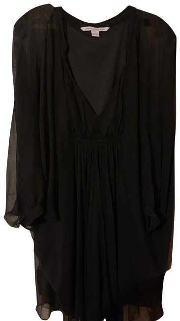 Item - Black 00 Cover-up/Sarong Size 8 (M)