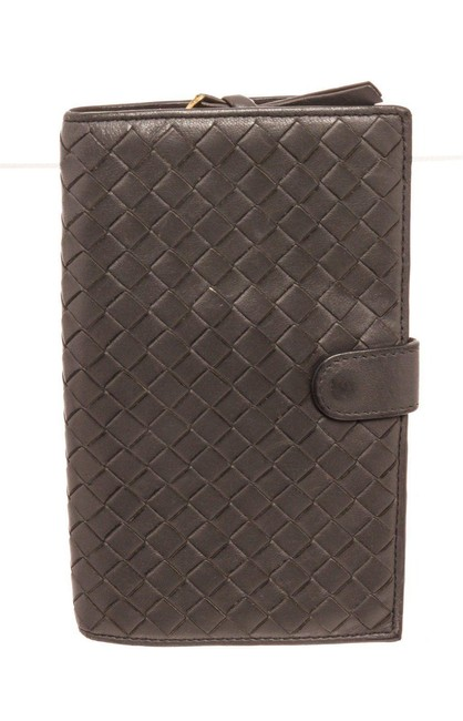 Item - Gray Leather Wallet