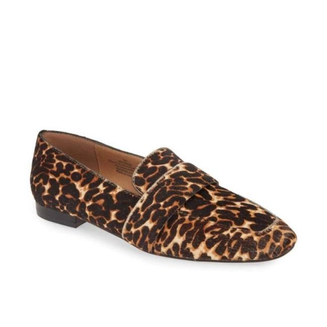 Item - Brown Genuine Calf Hair Lucy Loafer Flats Size US 7.5 Regular (M, B)