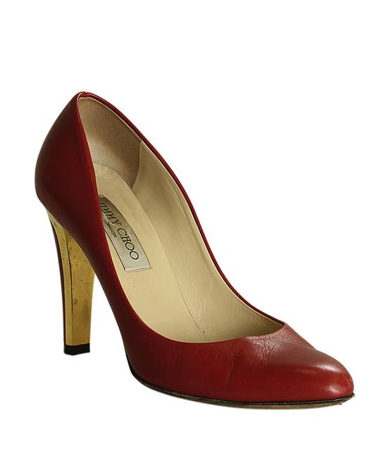 Item - Red Betsy Leather Heels (197087) Boots/Booties Size EU 36.5 (Approx. US 6.5) Narrow (Aa, N)