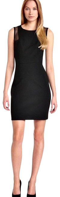 Item - Black Women's Sheath Short Cocktail Dress Size 2 (XS)