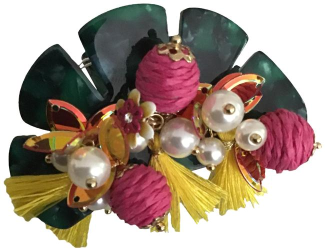 Item - Multicolor South Pacific Hair Accessory
