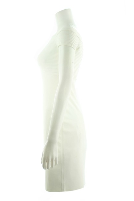 Gucci White Mid-length Cocktail Dress Size 4 (S) Gucci White Mid-length Cocktail Dress Size 4 (S) Image 2