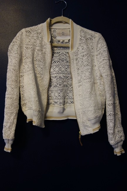 Anthropologie Lace Jacket
