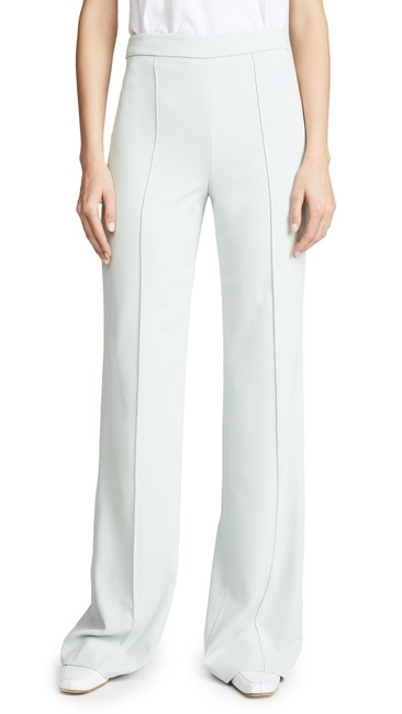 Item - White Jalisa High Waisted Fitted Pants Size 10 (M, 31)