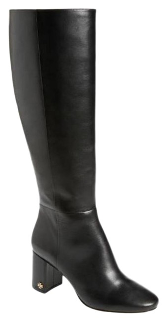 Item - Black Kira Smooth Leather Tall Boots/Booties Size US 5 Regular (M, B)