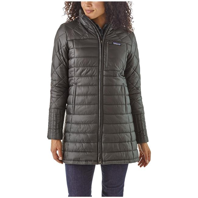 Item - Gray XL Quilted Parka Forge Coat Size 14 (L)