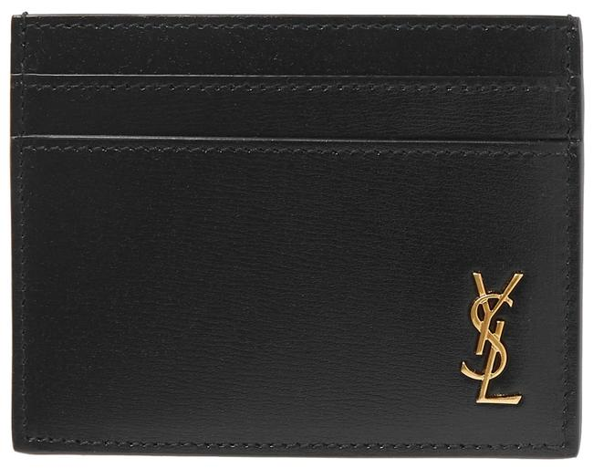 Item - Black Monogramme Leather Cardholder Wallet