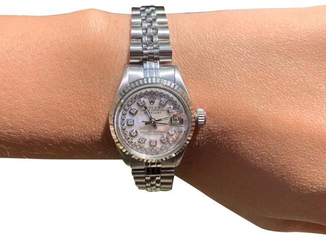 Item - Ladies Oyster Perpetual Datejust Watch