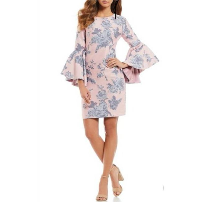 Item - Pink Belle By Freya Bell Sleeve Cocktail Dress Size 6 (S)