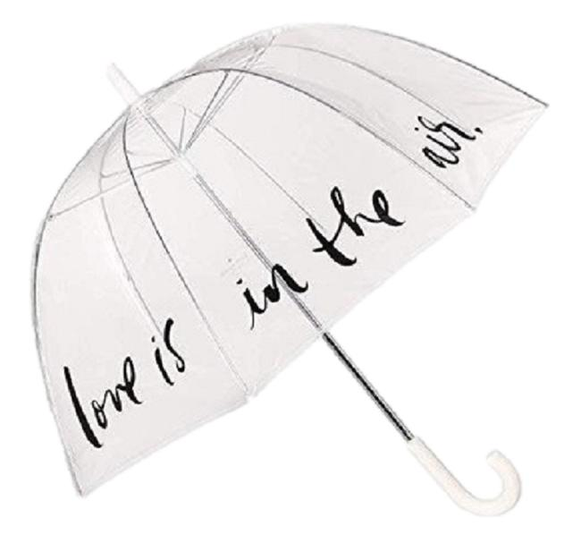 """Item - Blush Bubble Umbrella """"Love Is In The Air"""""""