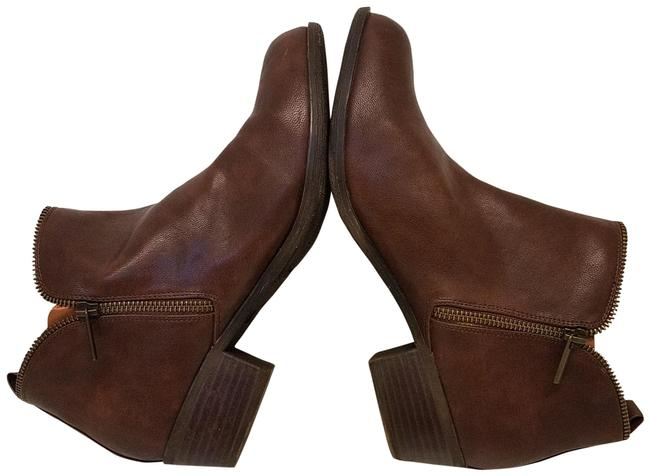 Item - Brown Collete Ankle Boots/Booties Size US 11 Regular (M, B)