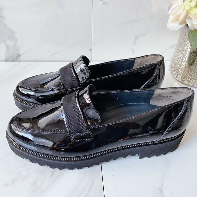 Item - Black Beagan Women's Loafer Flats Pumps Size US 6.5 Regular (M, B)
