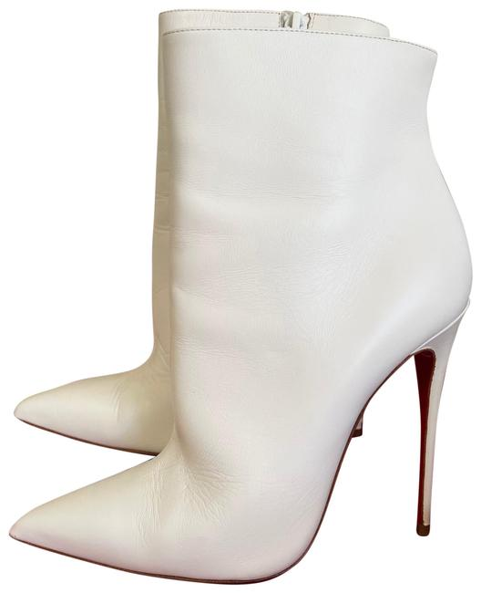Item - White So Kate Boots/Booties Size EU 37.5 (Approx. US 7.5) Regular (M, B)