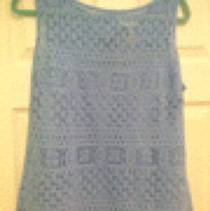 Laundry by Shelli Segal Top blue