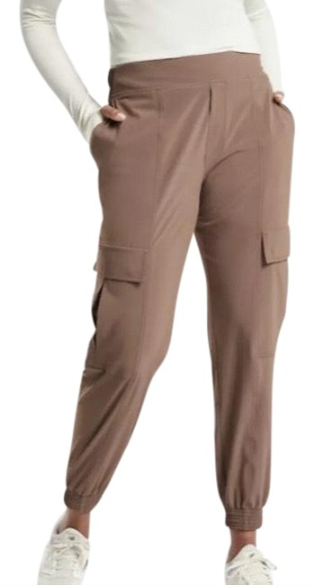 Item - Brown Mineral Chelsea Utility Jogger Activewear Bottoms Size 6 (S)