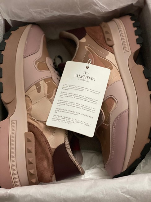 Item - Brownish Pink Sneakers Wedges Size EU 41 (Approx. US 11) Regular (M, B)