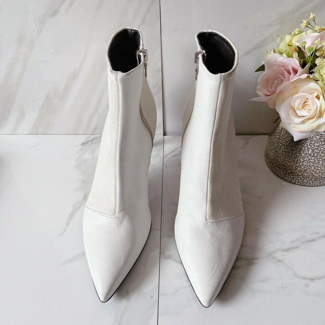 Rag & Bone White Beha Pointed Toe Ankle Boots/Booties Size US 10 Regular (M, B) Rag & Bone White Beha Pointed Toe Ankle Boots/Booties Size US 10 Regular (M, B) Image 6