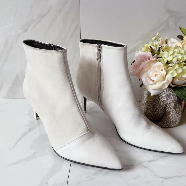 Rag & Bone White Beha Pointed Toe Ankle Boots/Booties Size US 10 Regular (M, B) Rag & Bone White Beha Pointed Toe Ankle Boots/Booties Size US 10 Regular (M, B) Image 7
