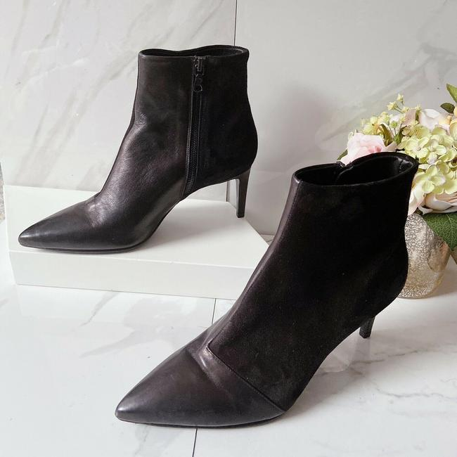 Item - Black Beha Pointed Toe Ankle Boots/Booties Size US 9.5 Regular (M, B)
