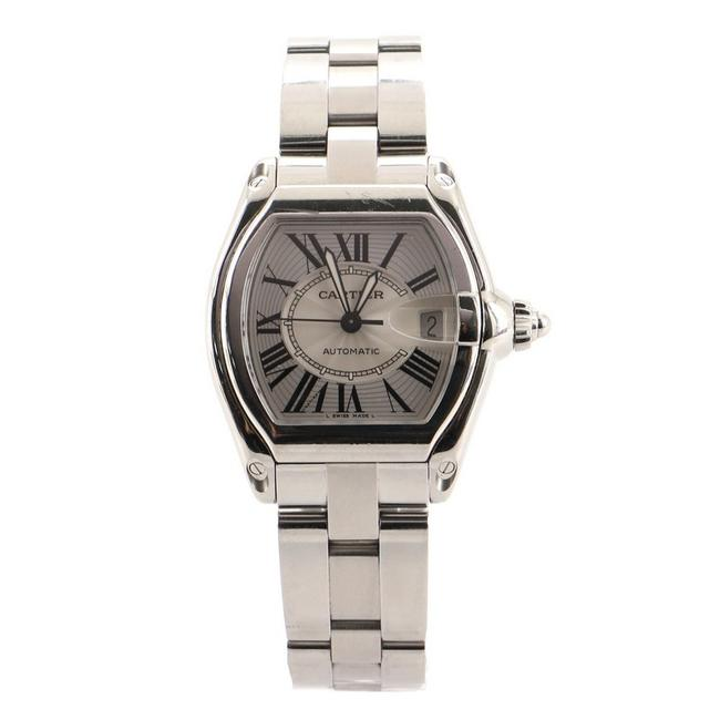 Item - Silver Roadster Stainless Steel 39 Watch